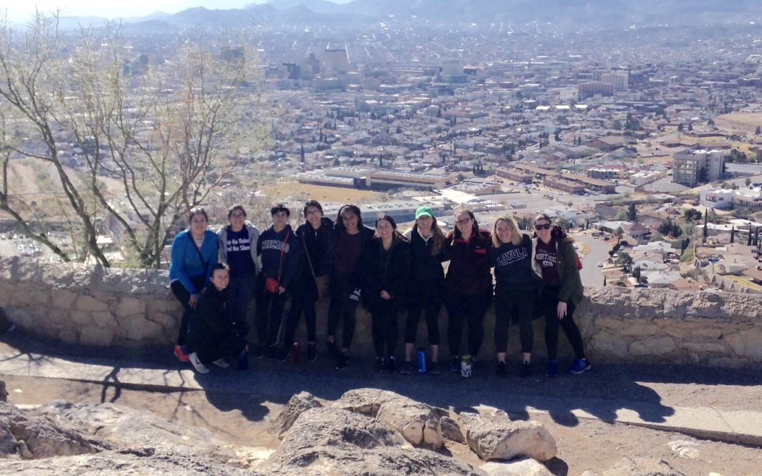 A Trip to El Paso for one of our 2019 Class of Scholars….