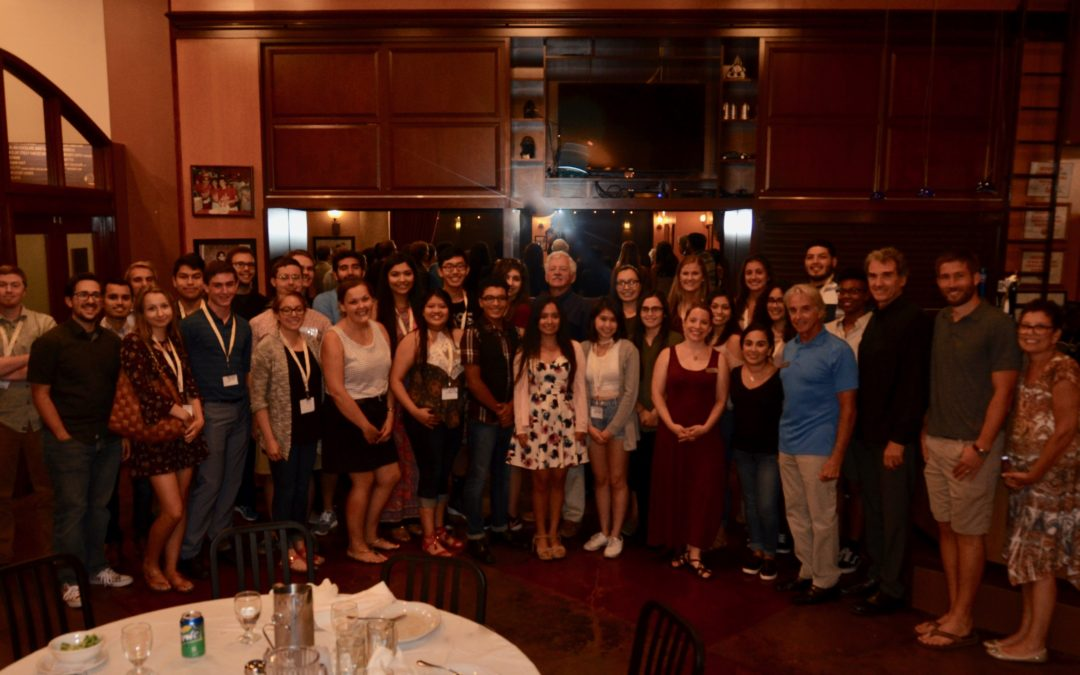 The HEAR Foundation's Summer Scholar Event Was A Great Success!