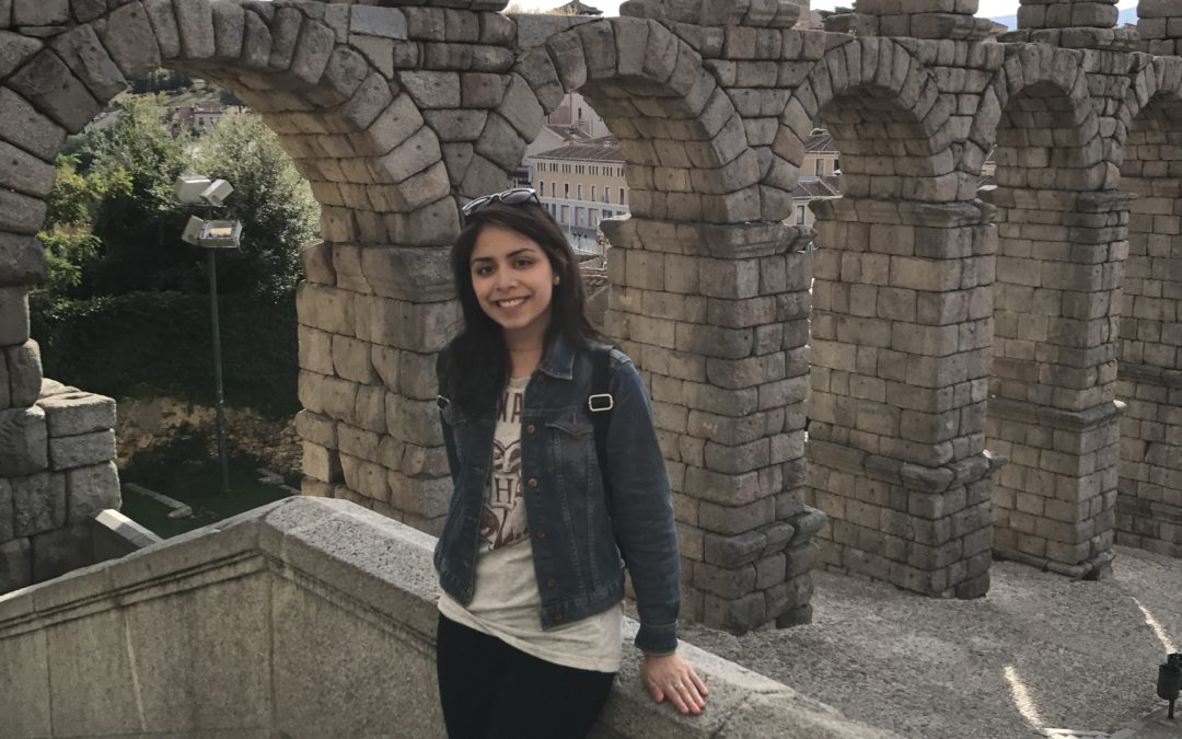 A New College Year, A New Adventure For One Of Our Scholars – Juliana Tamayo Is Spending A Semester In Europe!
