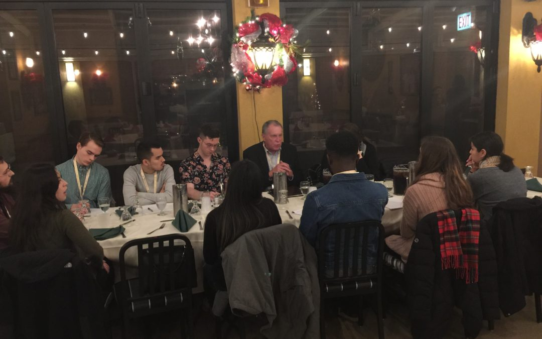 Scholar Workshops Feature At Our 2018 HEAR Winter Event