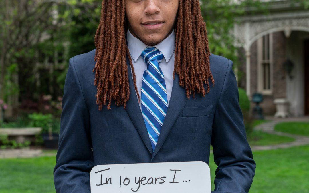 A Heartfelt Testimonial From HEAR Class of 2023 Scholar, Anthony B.